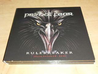 PRIMAL FEAR CD/DVD BOXSET 2016-RHAPSODY-FALCONER