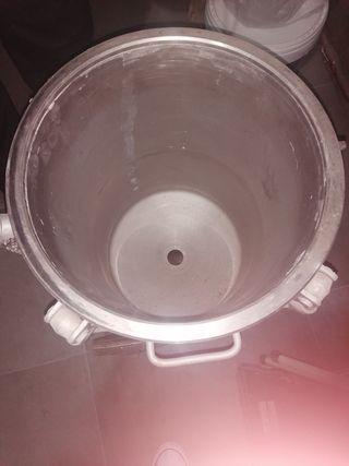 Calderin de gotale y compresor