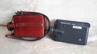 Cámara de vídeo agfa microflex 200 sensor de 8mm.