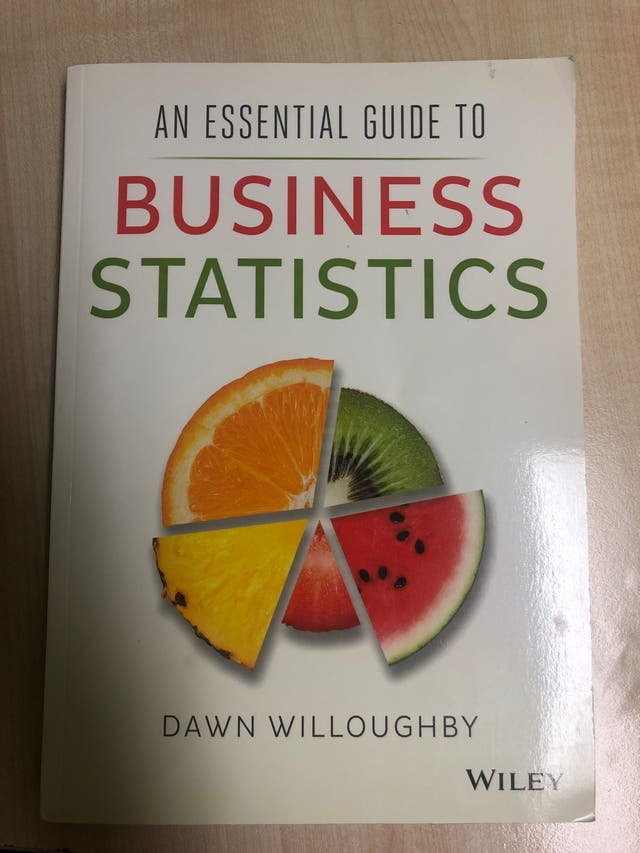 An essential guide to business statistics
