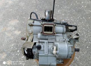 despiece motor derbi senda