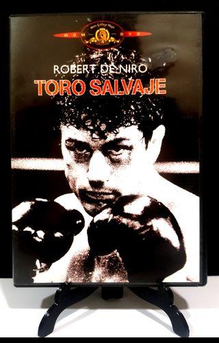 TORO SALVAJE ROBERT DE NIRO DVD