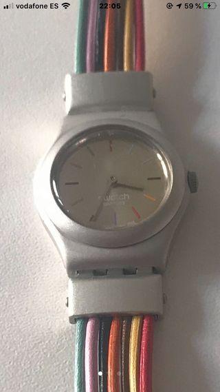 Reloj Swatch niña como nuevo