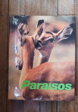Libro de naturaleza Paraísos 1979