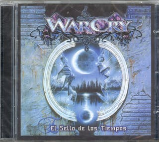 WARCRY CD Heavy Español,1º EDICION 2002-ARS AMANDI