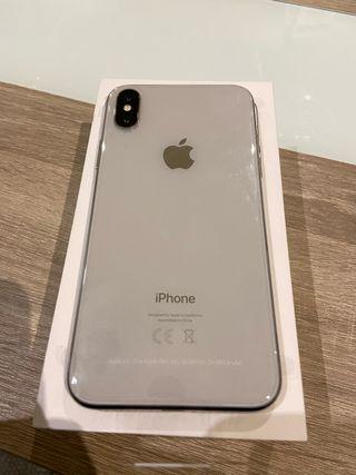 iPhone X de 64 GB blanco