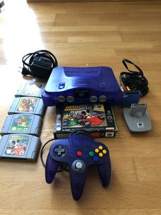 Nintendo 64 color