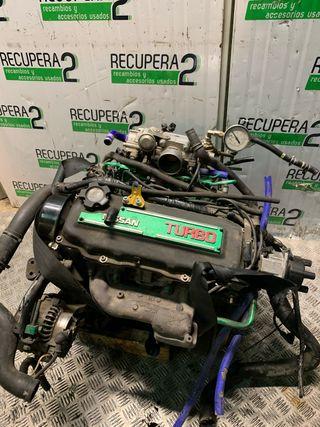 Motor nissan 1.8turbo ca18et