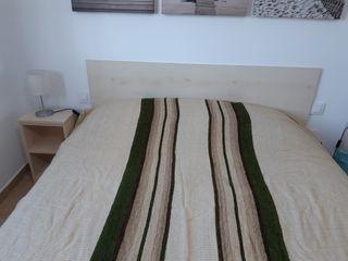 Colcha fina cama 135.