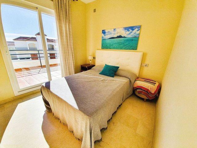 Apartamento en venta en Alcorrín en Manilva (Castillo de la Duquesa, Málaga)