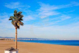 Parcela en venta en La Malva-rosa en Valencia