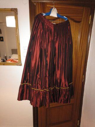 falda valenciana