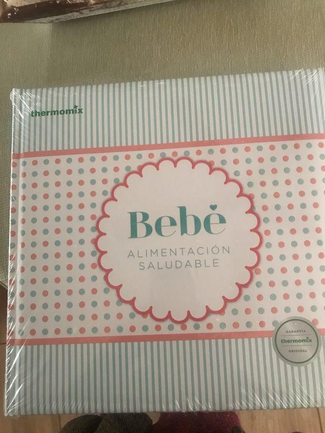 Libro Thermomix bebé alimentación saludable