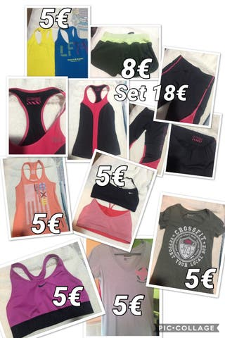 CrossFit, workout/gym clothes