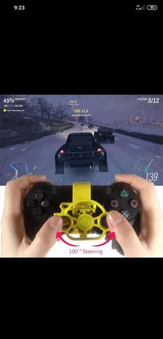 mini volante PS4 XBOX ONE/360 PS3