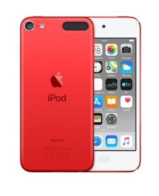 Ipod touch 5 rojo 32gb