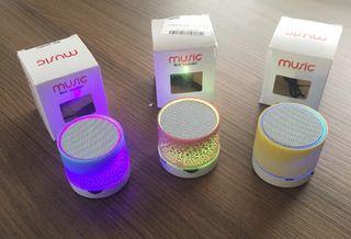 Altavoz Bluetooth nuevo
