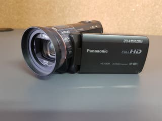 Videocámara Panasonic HC-X920 Full HD