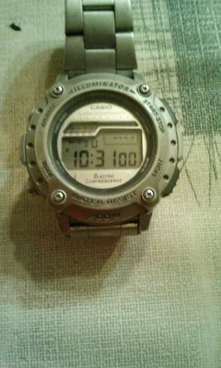 reloj Casio vintage