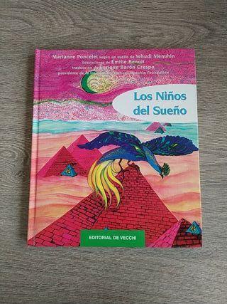 Libro ilustrado infantil Los niños del sueño