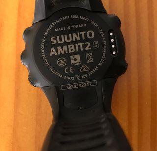 Reloj SUUNTO Ambit 2 S