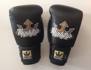 Guantes de Boxeo Muay Thai BUDDHA