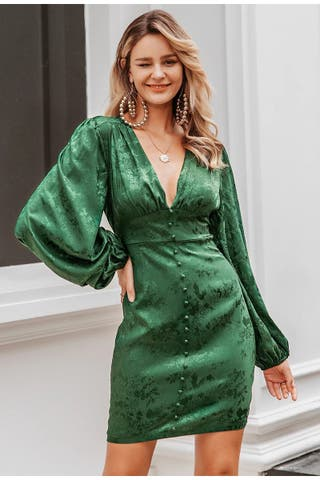Vestido verde Nuevo