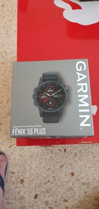 Garmin Fenix 5S Plus Zafiro