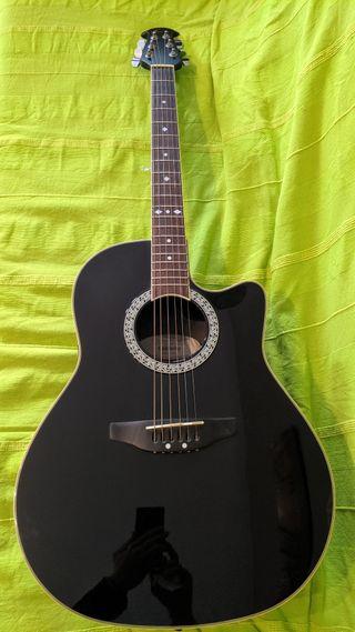 Guitarra electroacústica Ovation Celebrity CC 047