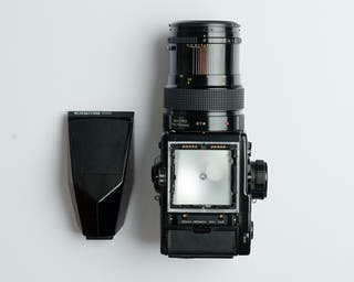 BRONICA 6×6 SQ-Ai /110 mm macro
