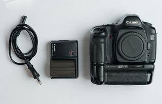 Canon 5D /Battery grip Bg-E4