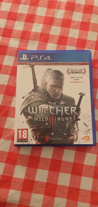 The Witcher Wild Hunt 3 Complete Edition PS4