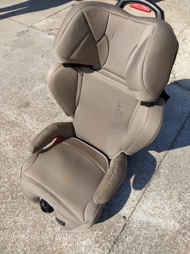 silla niño con isofix Casualplay