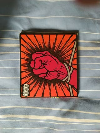 Metallica. St. anger