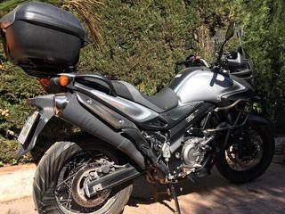 Suzuki VStrom 650 XT ABS