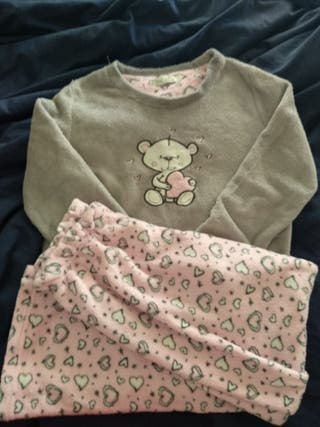 pijama de dos piezas