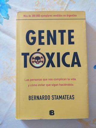 Gente tóxica, de Bernardo Stamateas