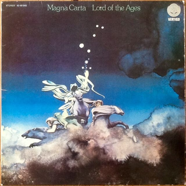 "MAGNA CARTA ""LORD OF THE AGES"" LP"