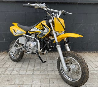 Pitbike I-MOTO RC110. Minimoto. Gasolina 4T.