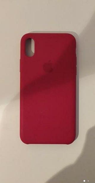 Funda iPhone X Original