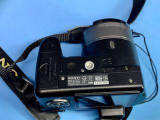 Cámara fotos SONY Cybershot DSC-H7