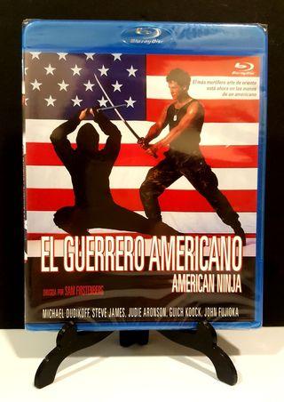 EL GUERRERO AMERICANO BLURAY