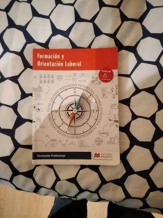 libro de formación y orientación laboral