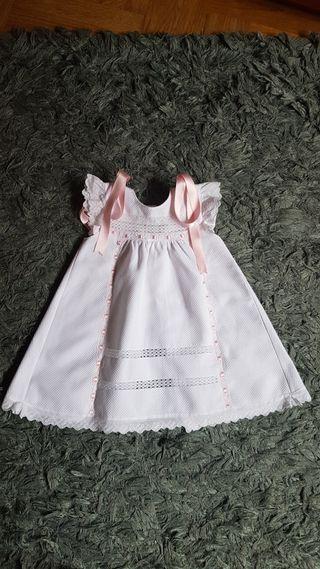 Vestido El Corte Inglés Bebé