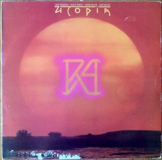 """UTOPIA """"RA"""" LP"""
