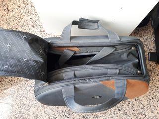 Juego 2 maletas con ruedas