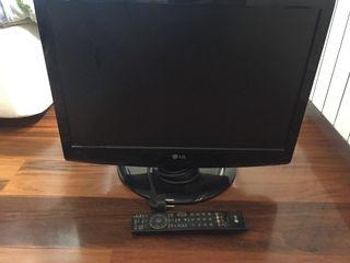 Televisión LG 22 pulgadas