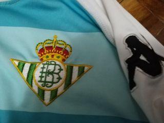 Camiseta Futbol Real Betis