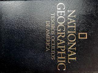 Colección 5 libros National Geografic