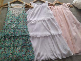 Lote 3 vestidos